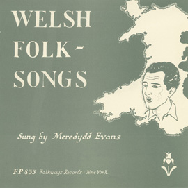 Welsh Folk Songs