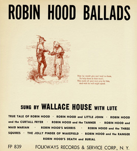 Robin Hood Ballads