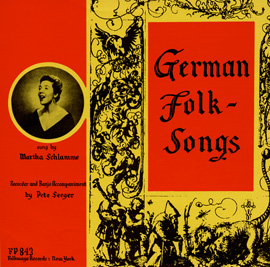 German Folk Songs