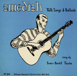 Swedish Folk Songs and Ballads