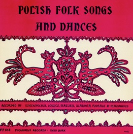 Polish Folk Songs and Dances