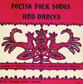 Polish Folk Songs and Dances