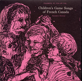Game Songs of French Canada