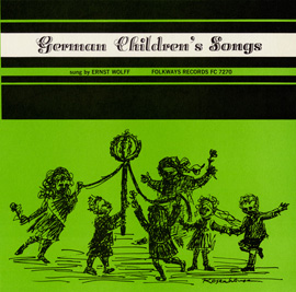 German Children's Songs, Vol. 1