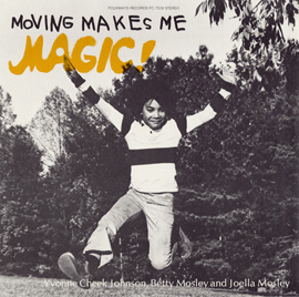 Moving Makes Me Magic