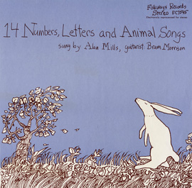 14 Numbers, Letters, and Animal Songs