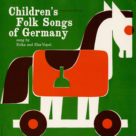 Children's Folk Songs of Germany