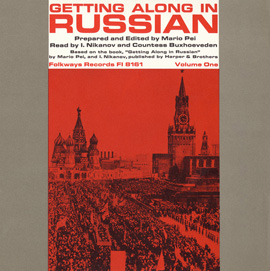 Getting Along in Russian, Vol. 1