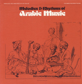 Melodies and Rhythms of Arabic Music