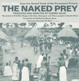 African Music from the Film - The Naked Prey