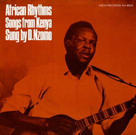 African Rhythms: Songs from Kenya