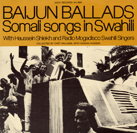 Baijun Ballads: Somali Songs in Swahili