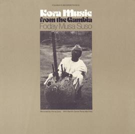 Kora Music from the Gambia