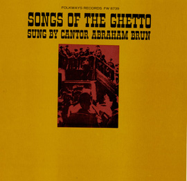 Songs of the Ghetto