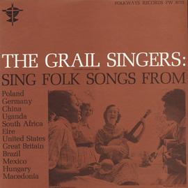 The Grail Singers Sing Folk Songs from…