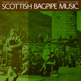 Scottish Bagpipe Music