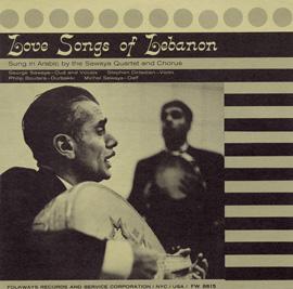 Love Songs of Lebanon