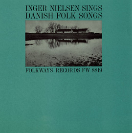 Inger Nielsen Sings Danish Folk Songs