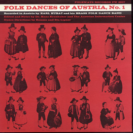 Folk Dances of Austria, Vol. 1