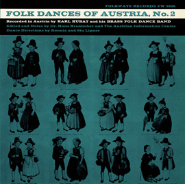 Folk Dances of Austria, Vol. 2