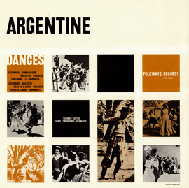 Dance Traditions of Argentina | Smithsonian Folkways Recordings