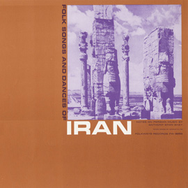 Folk Songs and Dances of Iran