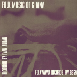 Folk Music of Ghana