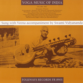 Yoga Music of India, Vol. 1