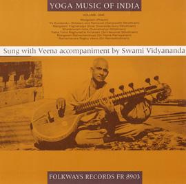 Yoga Music of India, Vol. 1
