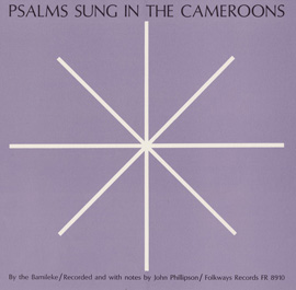 Psalms Sung in the Cameroons