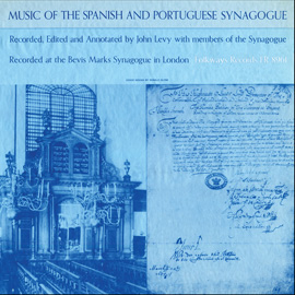 Music of the Spanish and Portuguese Synagogue