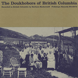 The Doukhobors of British Columbia
