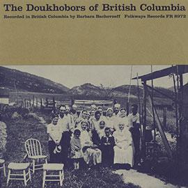 The Doukhobors of British Columbia