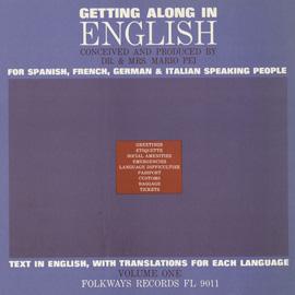Getting Along in English, Vol. 1