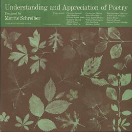Understanding and Appreciation of Poetry