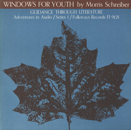 Windows for Youth: Guidance Through Literature
