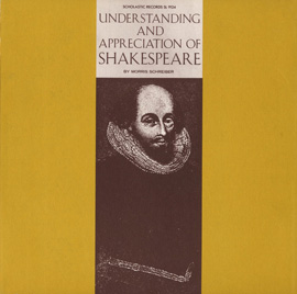 Understanding and Appreciation of Shakespeare