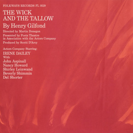 The Wick and the Tallow By Henry Gilfond