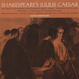 Shakespeare's Julius Caesar: The Complete Play