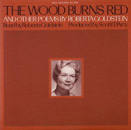 The Wood Burns Red and Other Poems