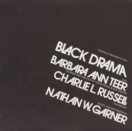 Black Drama with Barbara Ann Teer and Charlie L. Russell