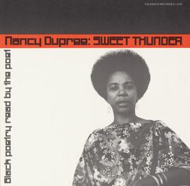 Sweet Thunder: Black Poetry by Nancy Dupree