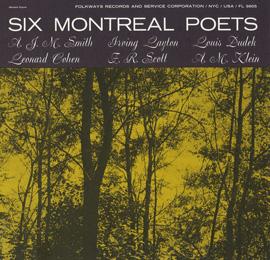 Six Montreal Poets
