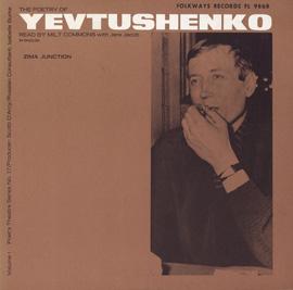 The Poetry of Yevtushenko: Vol. 1 - Zima Junction