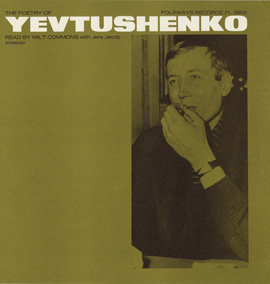 The Poetry of Yevtushenko: Vol. 2