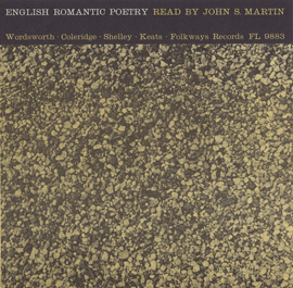 English Romantic Poetry: Read by John S. Martin