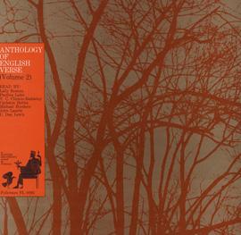 Anthology of English Verse, Vol. 2: Read by Lally Bowers, Pauline Letts, V.C. Clinton-Baddeley, Carleton Hobbs, etc.