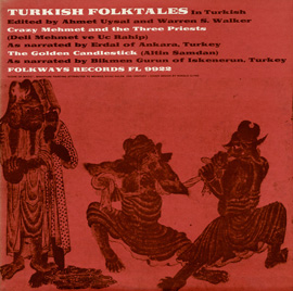 Turkish Folktales: Narrated in Turkish