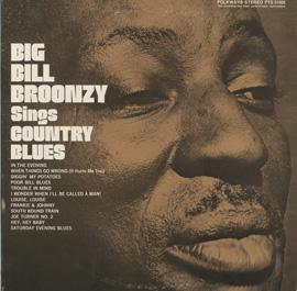 Big Bill Broonzy Sings Country Blues