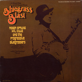 Bluegrass Blast: A Mixed Bag of Ol' Timey Music